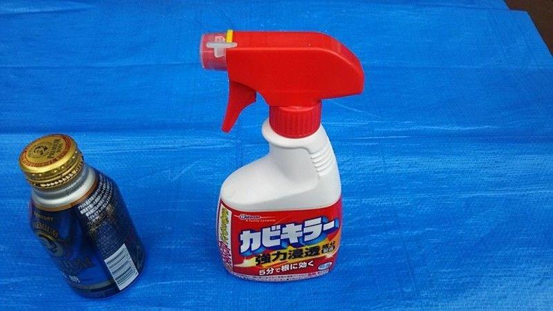 カビキラーの正しい使い方 カビキラー お掃除 お掃除の裏技