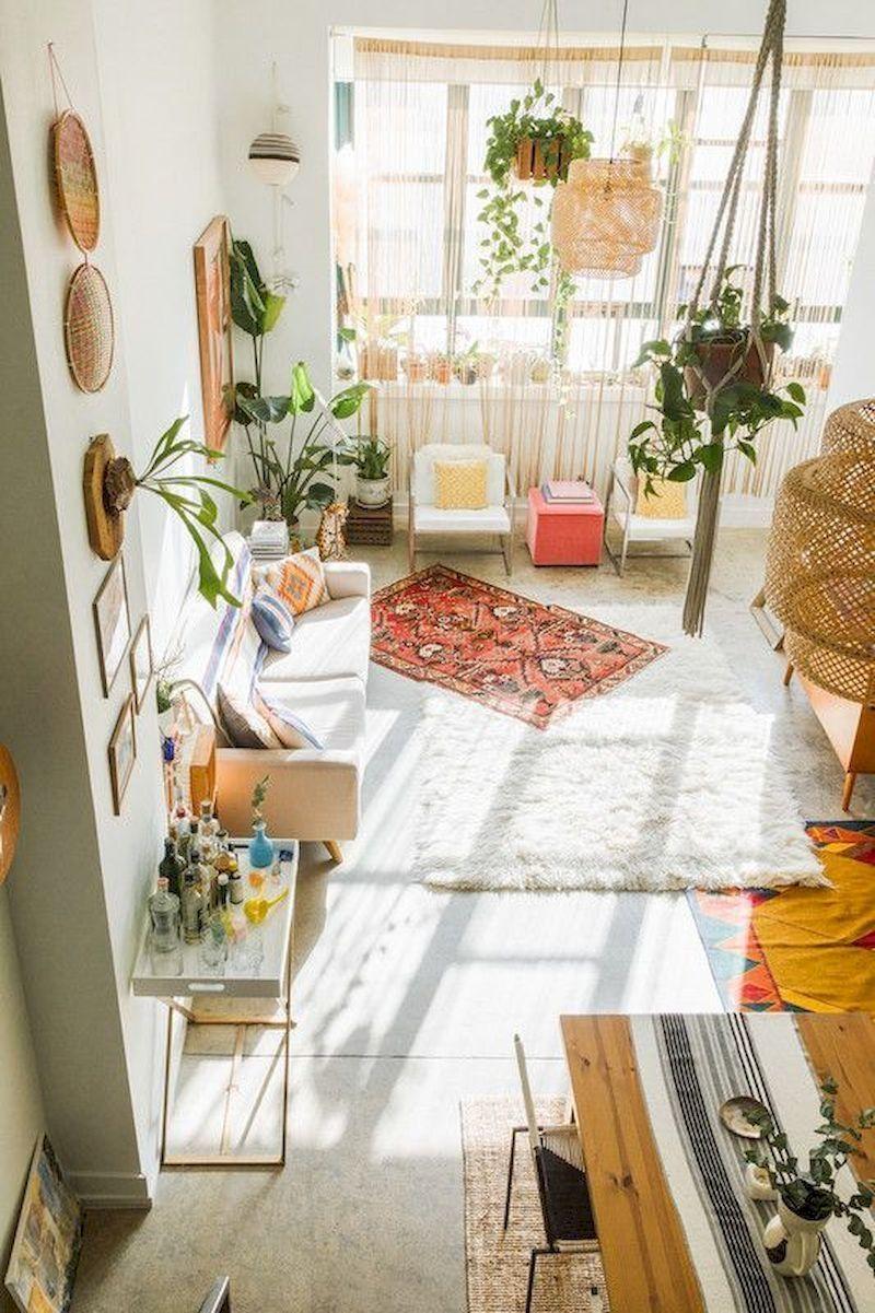 17 Bohemian Interior Design Style Inspiration  Déco maison, Déco