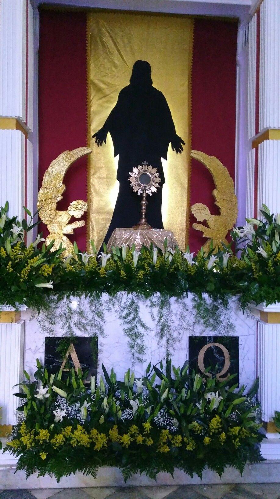 Easter Flower Decorations For Church Valoblogi Com