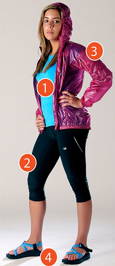 Womens Hiking Outfits