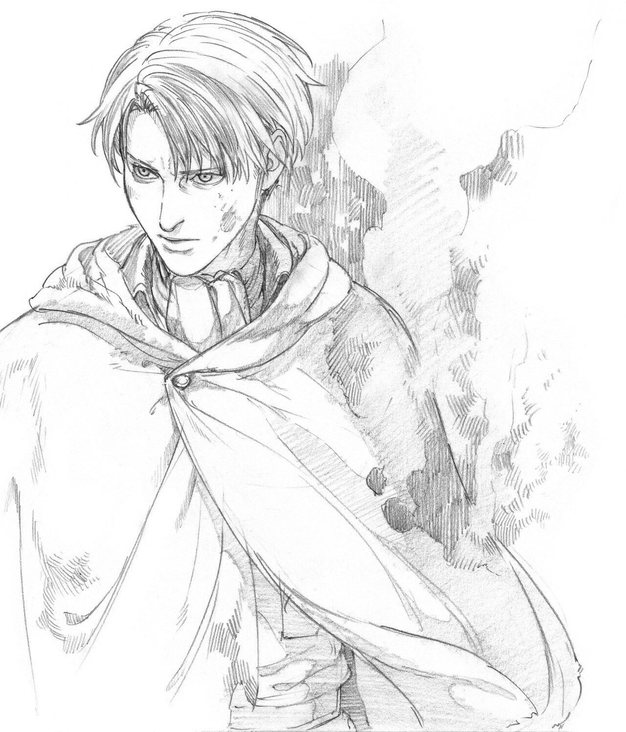 Levi Ackerman Levi ackerman, Anime, Attack on titan