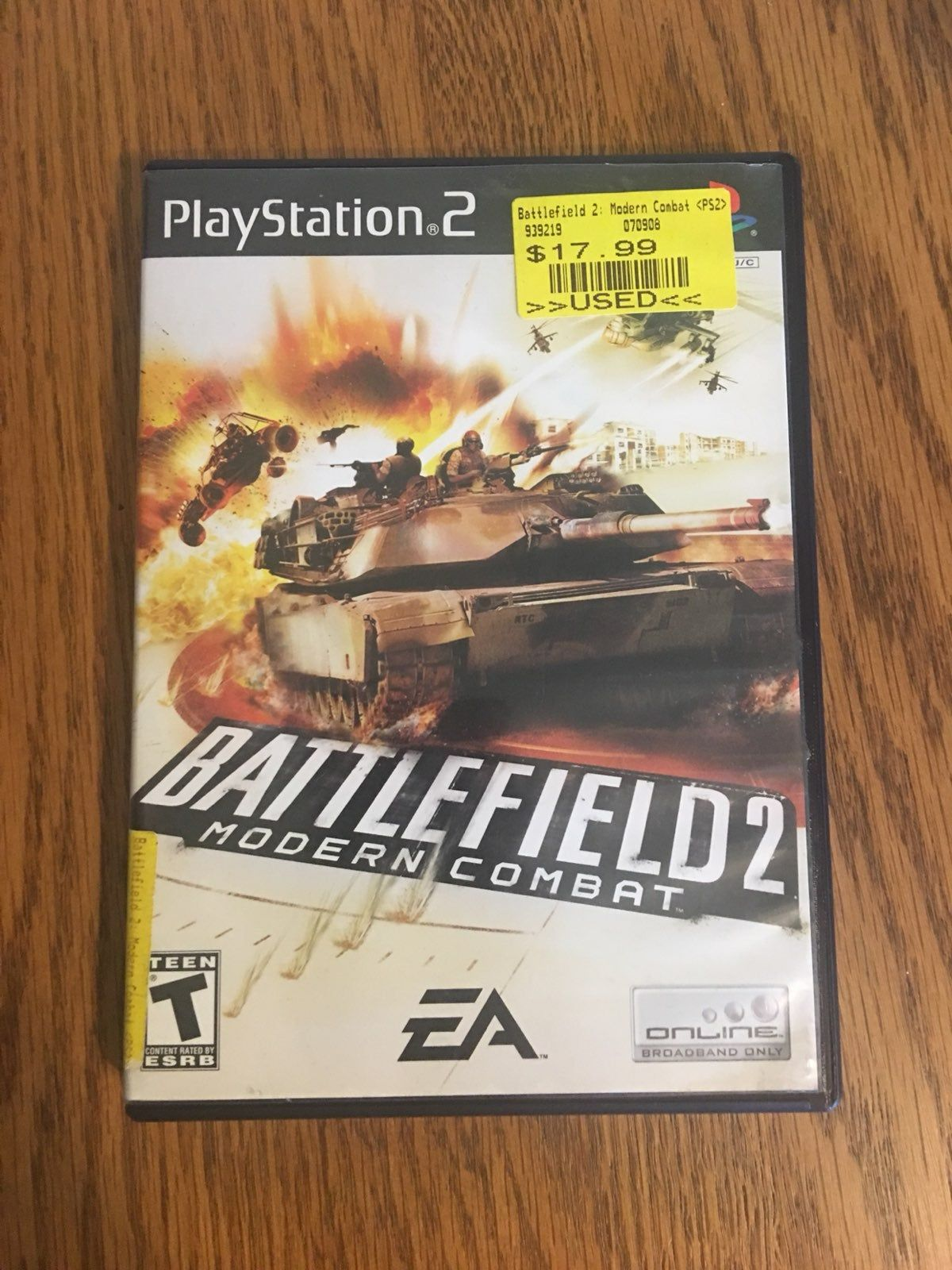 Ps2 Battlefield 2 Modern Combat Battlefield 2 Battlefield Combat