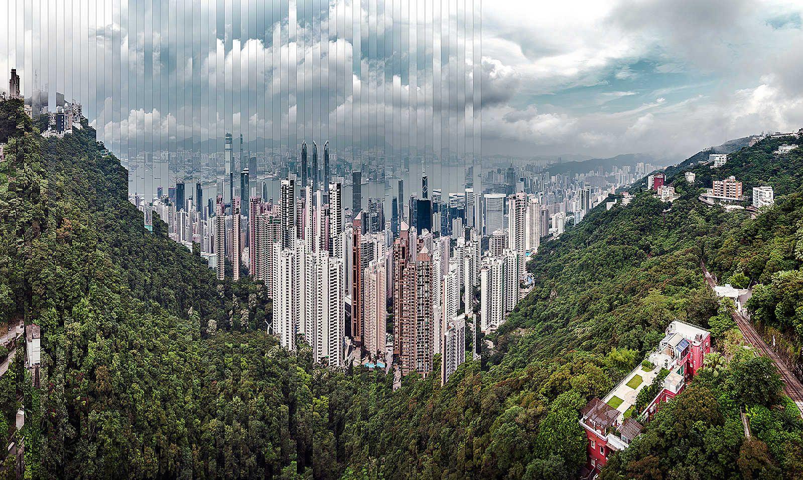 Hong Kong I - Murat Germen - Bilder, Fotografie, Foto Kunst online bei LUMAS