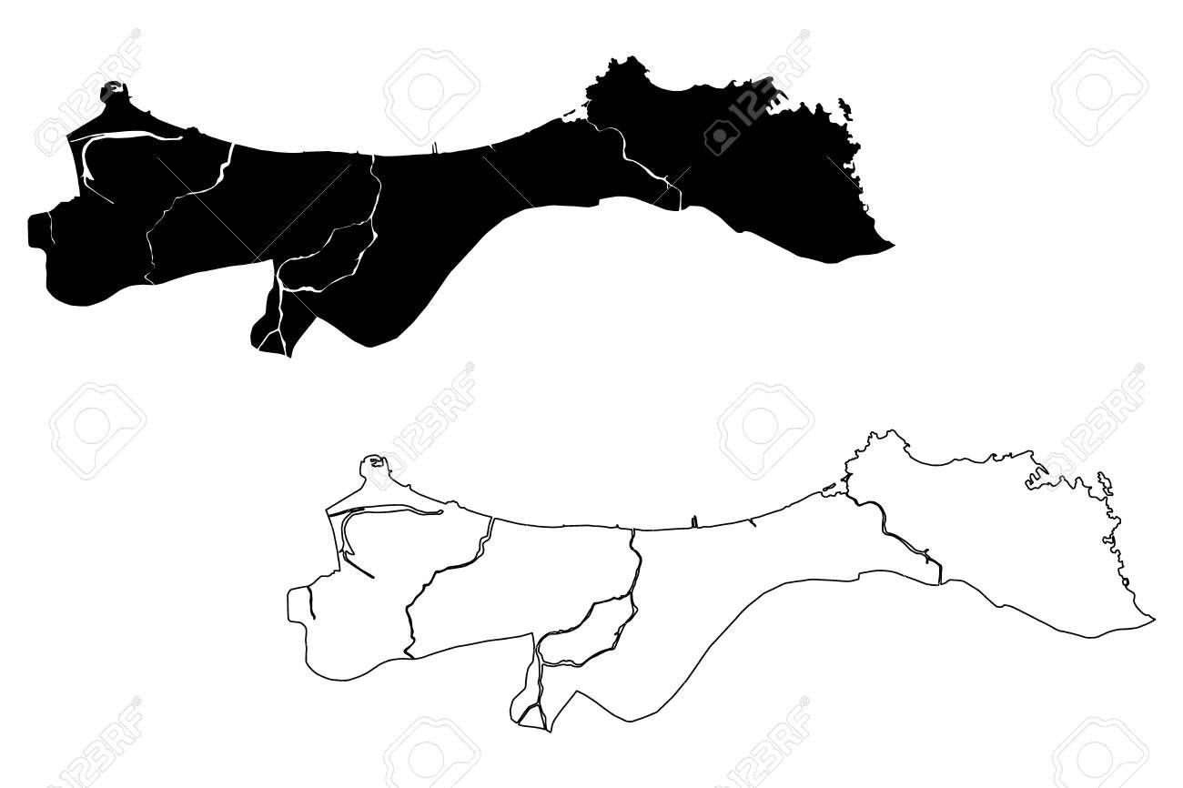 Muscat City Sultanate Of Oman Map Vector Illustration Scribble Sketch City Of Muscat Map Sponsor In 2020 Website Design Inspiration Vector Illustration Muscat City
