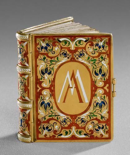Prayer Book Of Emperor Ferdinand II. Süddeutsch (Augsburg