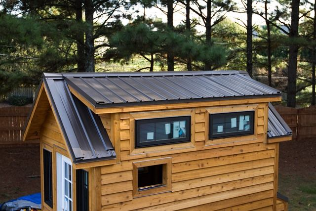 17 Best 1000 images about Shed Roof Tiny Home on Pinterest Modern