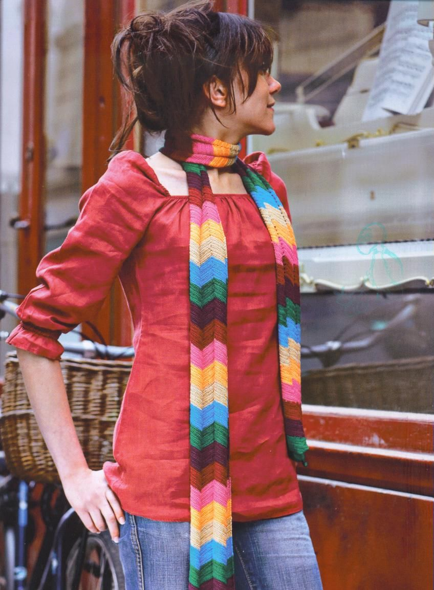 Patrons & modèles gratuits des écharpes au crochet | Crochet scarves, Crochet hats, Crochet shawl