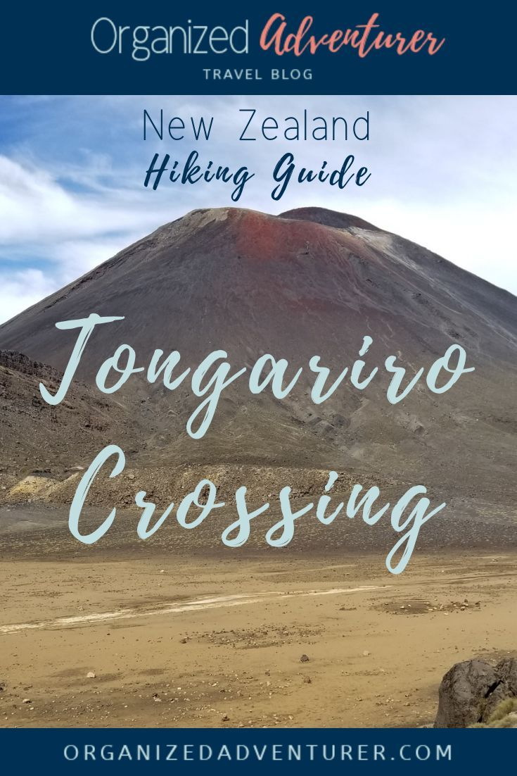 Photo of Tongariro Crossing Hike – Guide for New Hikers – Organized Adventurer
