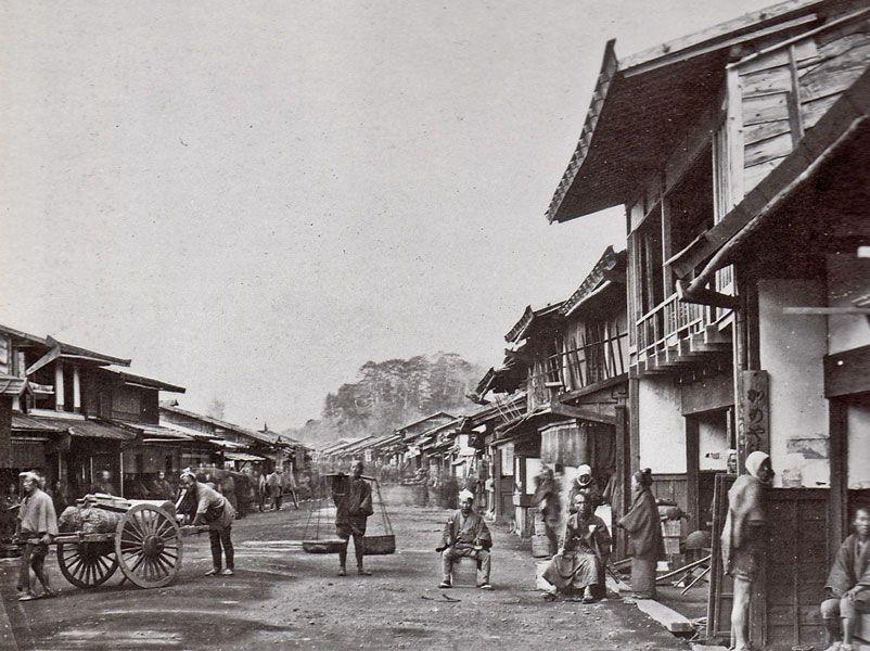 幕末日本の風景と人びと-フェリックス・ベアト写真集 | 写真史, 古写真 ...