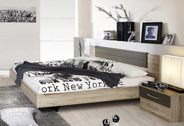 Bettanlage »Barcelona« in 2020 Komplettes schlafzimmer