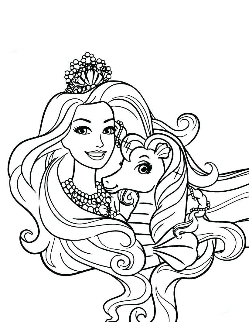 Dibujos para Pintar de Princesas para Imprimir y Colorear | Para ...