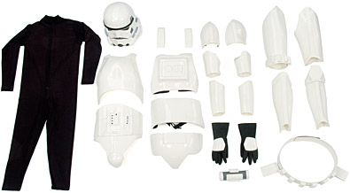 Your very own star wars stormtrooper costume costumes pinterest your very own star wars stormtrooper costume solutioingenieria Gallery
