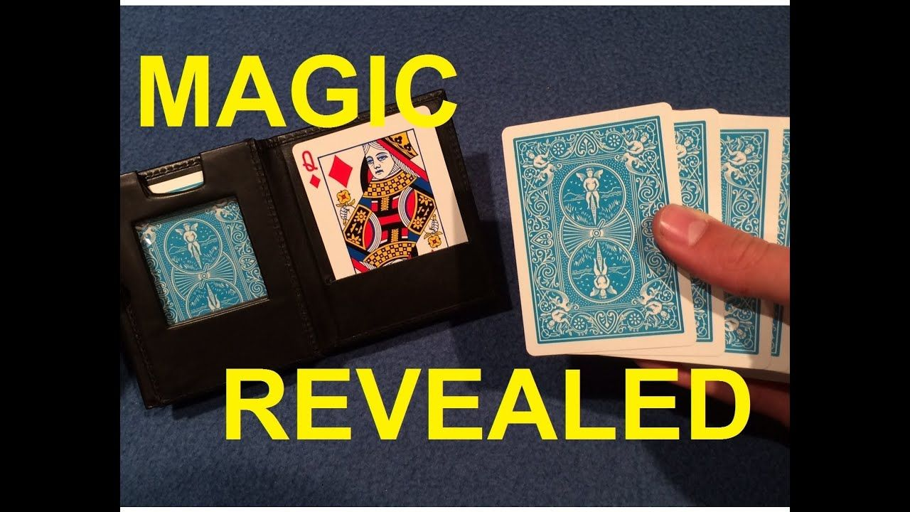 new incredible card magic  trick easy and amazing magic