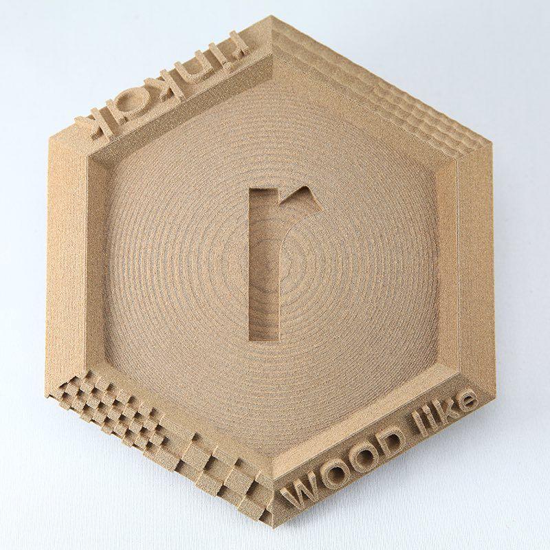 Wood like accuracy