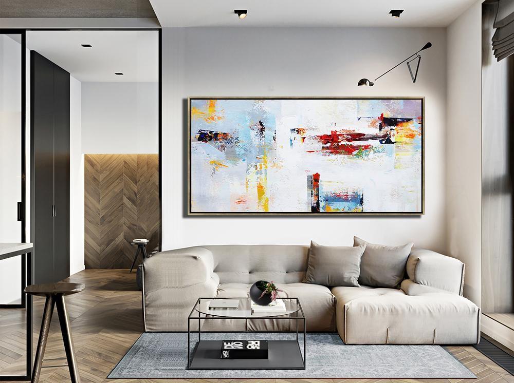 Modern Interieur Schilderij : ≥ modern schilderij koeien motief kunst schilderijen modern