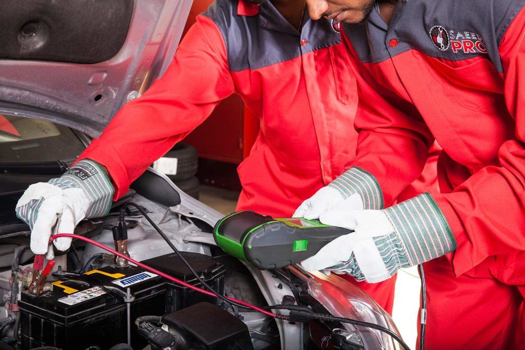Your car's battery is an important part of the vehicle