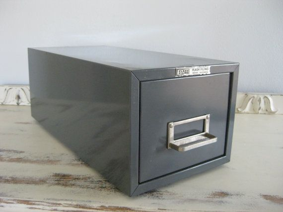 Flash Filing Of California Grey Metal Desktop Lateral Single Drawer File  Cabinet