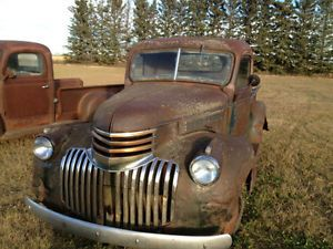 1946 Chevy Pickup Saskatoon Saskatchewan 1500 Classic Chevy Trucks Chevy Pickups Chevy