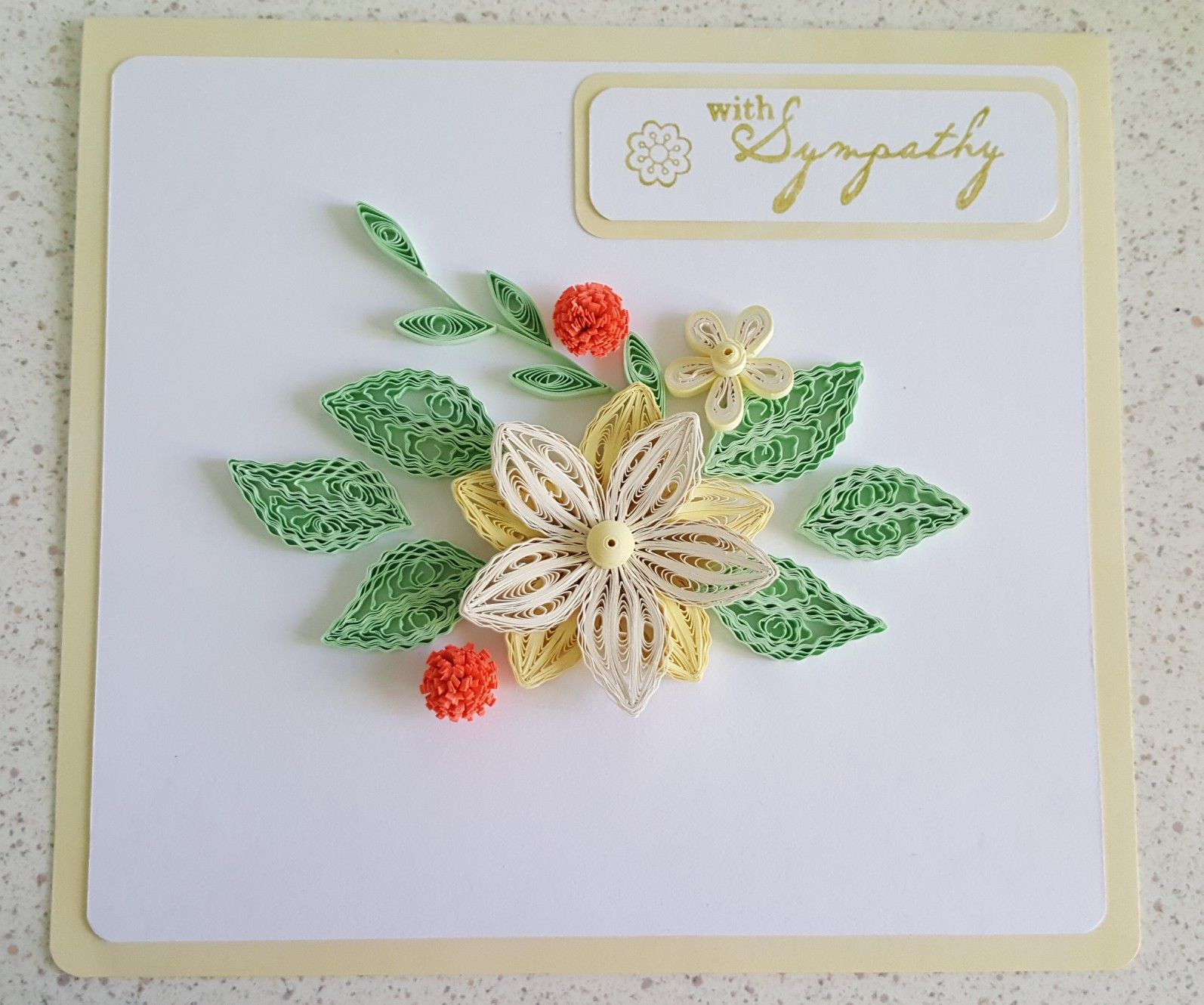Pin By Helen Hancox On Quilled Flowers Pinterest Quilling Paper