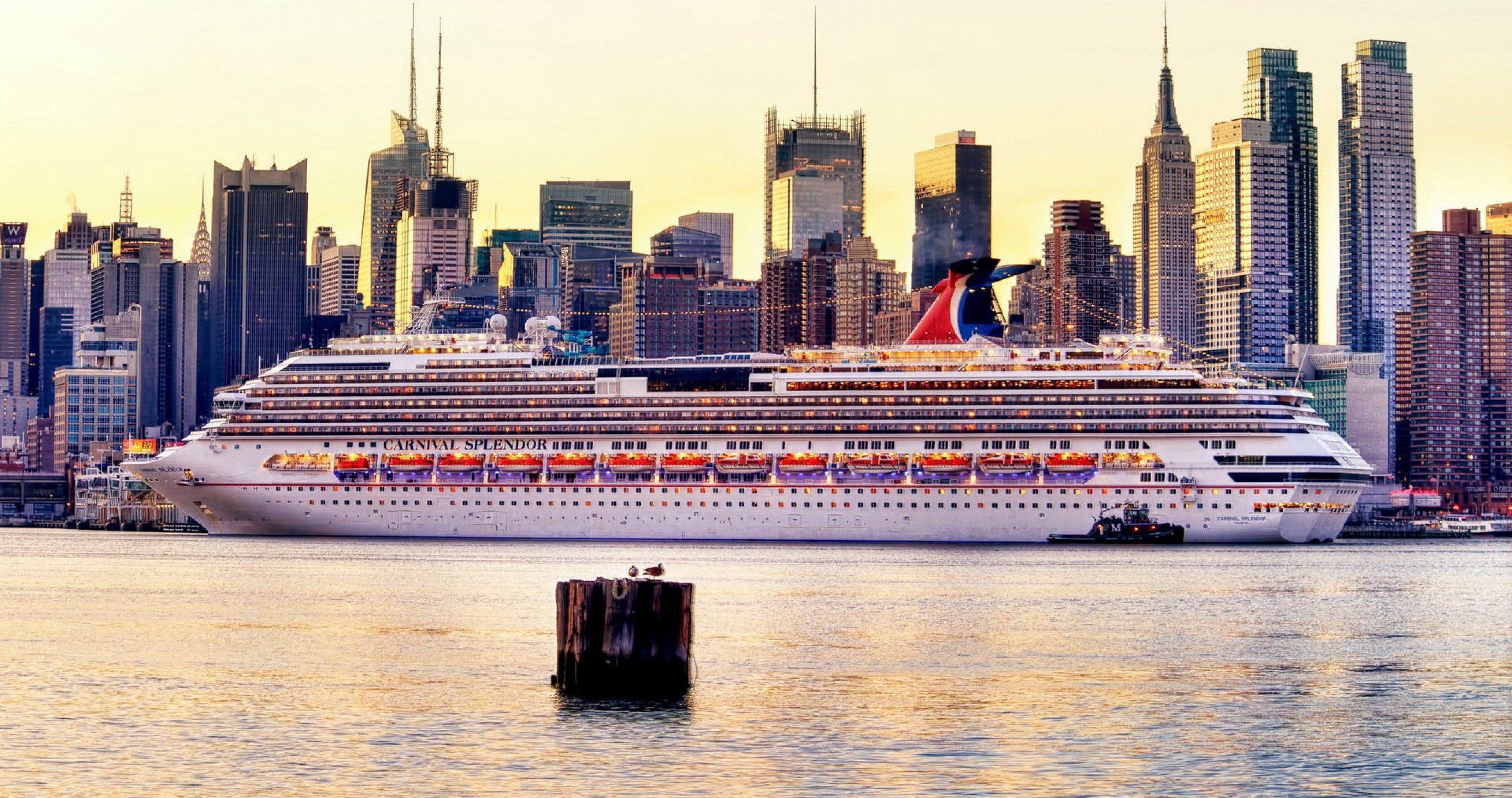 United States New Jersey Edgewater K Ultra Hd Wallpaper - Cruise ships from new jersey