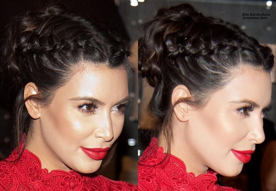 Kkardashian Braids Hair Pinterest Kardashian Braids Kim
