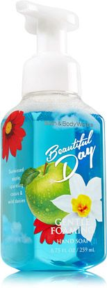 Beautiful Day Gentle Foaming Hand Soap Soap Sanitizer Bath