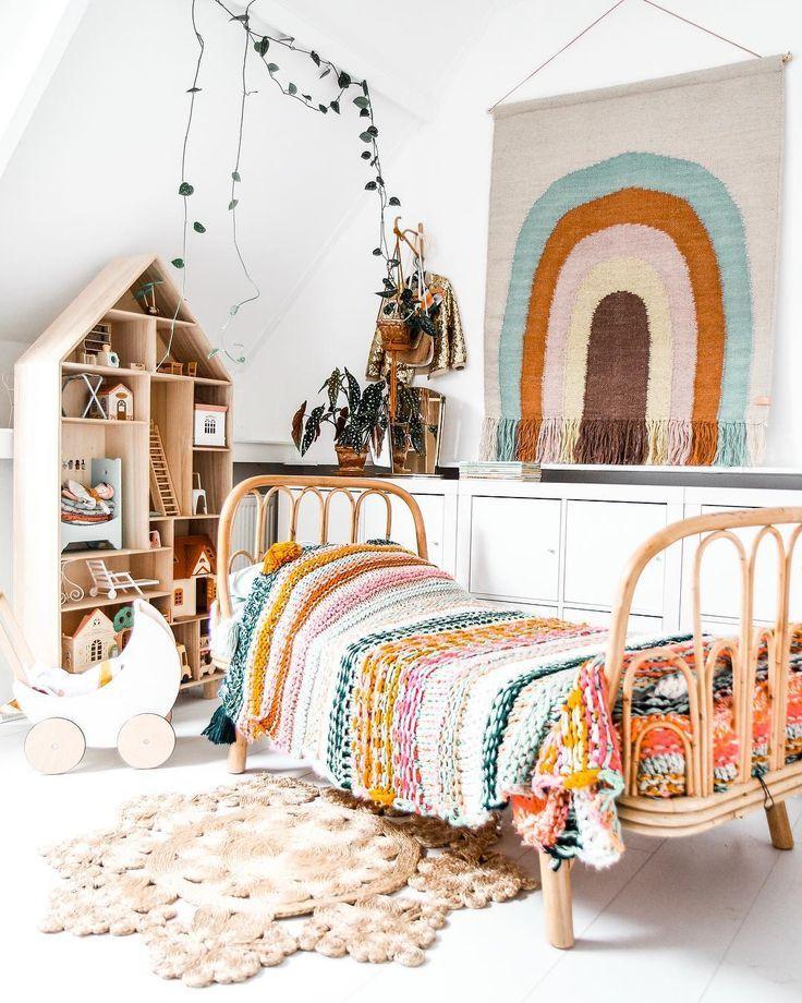 Happy sunday   Kinderzimmer dekor, Kinder zimmer, Kleines schlafzimmer einrichten