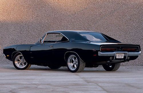1969 Dodge Charger The Real Classic American Muscle Car Not That