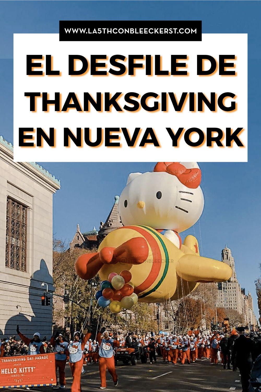 El Desfile De Macy S Para Acción De Gracias Guía De Nueva York Nueva York Nueva York Turismo Desfiles