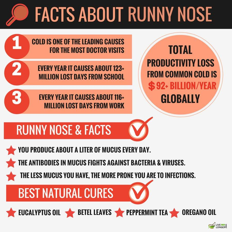 how to stop running nose