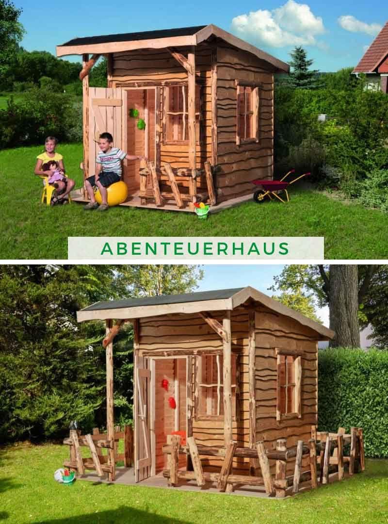 Abenteuer Garten Kinder Weka Abenteuerhaus Gartenhaus Farbe Haus Garten Spielplatz