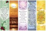 Bible Verse bookmarks by Dawnchaser