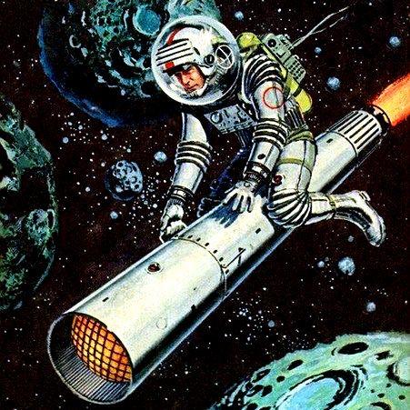 Space Suits - Atomic Rockets | Space suit, Rocket, Space