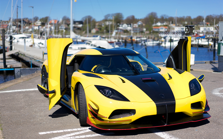 Download wallpapers Koenigsegg Agera R, hypercar, sports cars ...