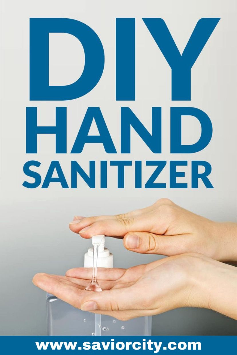Pin On Diy Homemade Natural Hand Sanitizer