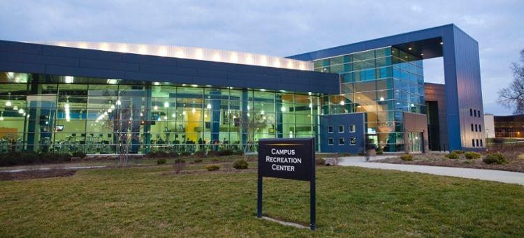 Campus recreation center north carolina at state