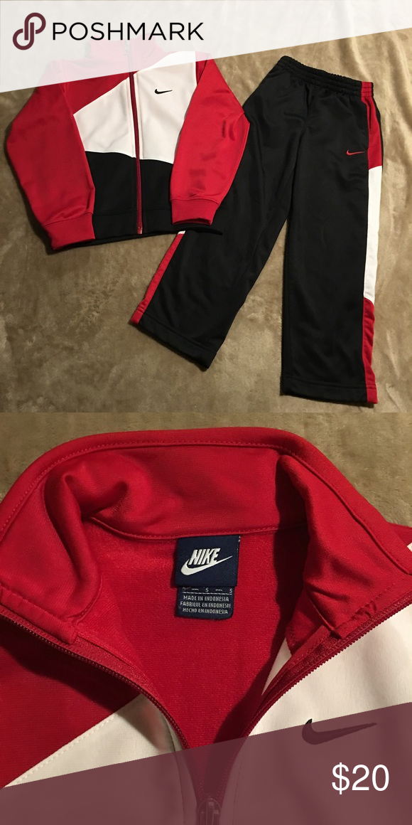Boys' Nike Outfit (size 5)