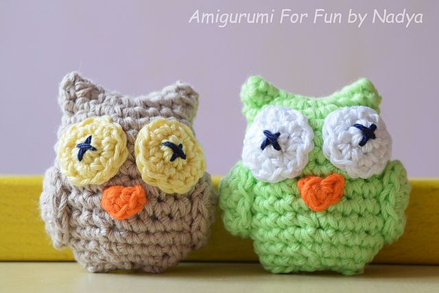 How to Make a Cute Amigurumi Crochet Owl | 427x640