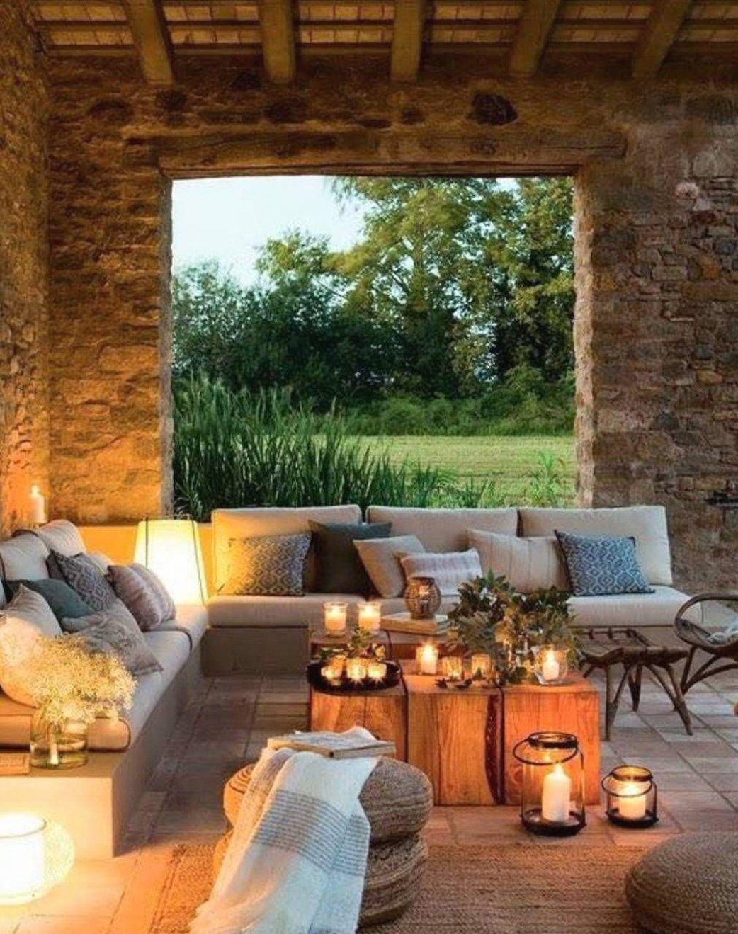 Moderne Wohnzimmer Von Estudio 60 75 Gartendesign Garten Moderngarten Outdoor Living Spanish House Outdoor Decor