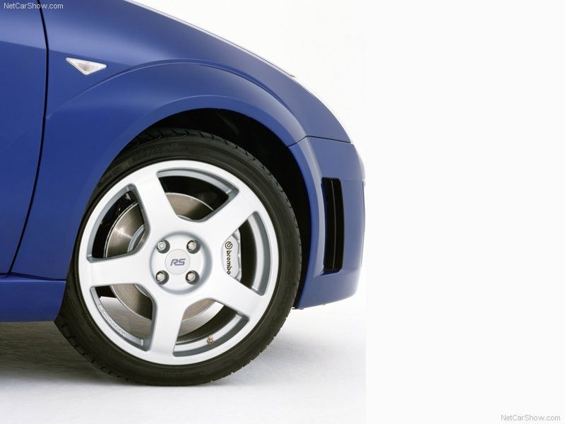 Mk1 Focus RS #OZ alloys