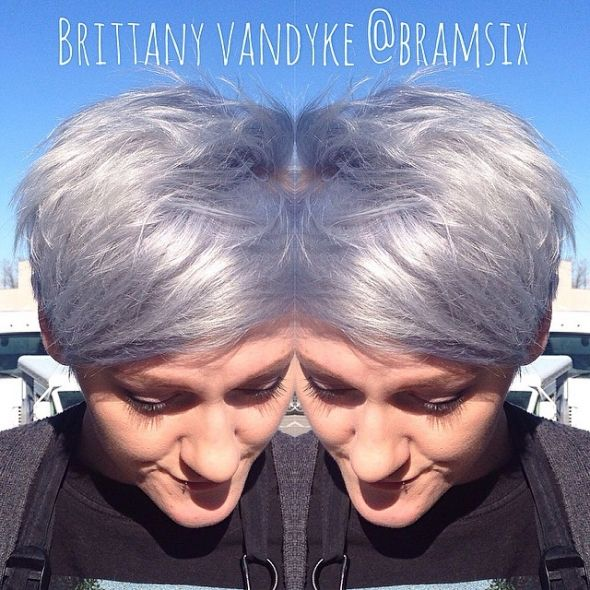 Hair Trends: 25 Shades of Grey | Beauty Launchpad