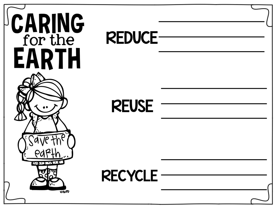 Printables Reduce Reuse Recycle Worksheets earth day worksheets and recycling on pinterest