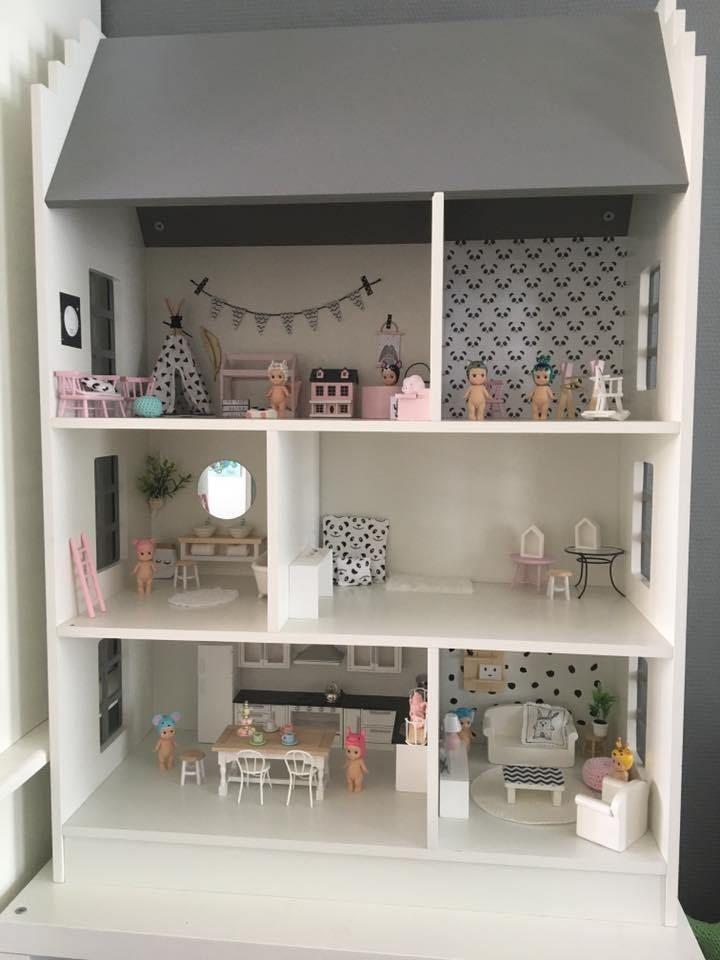 Ik heb me toch zo n leuke trend ontdekt poppenhuizen die for Poppenhuis poppetjes