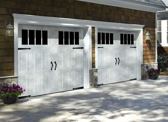 Enhance The Exterior Appearance Of Your Home By Replacing Entry Doors Screen Doors And Garage Doors If You Can T Garage Doors Pole Barn Homes House Exterior