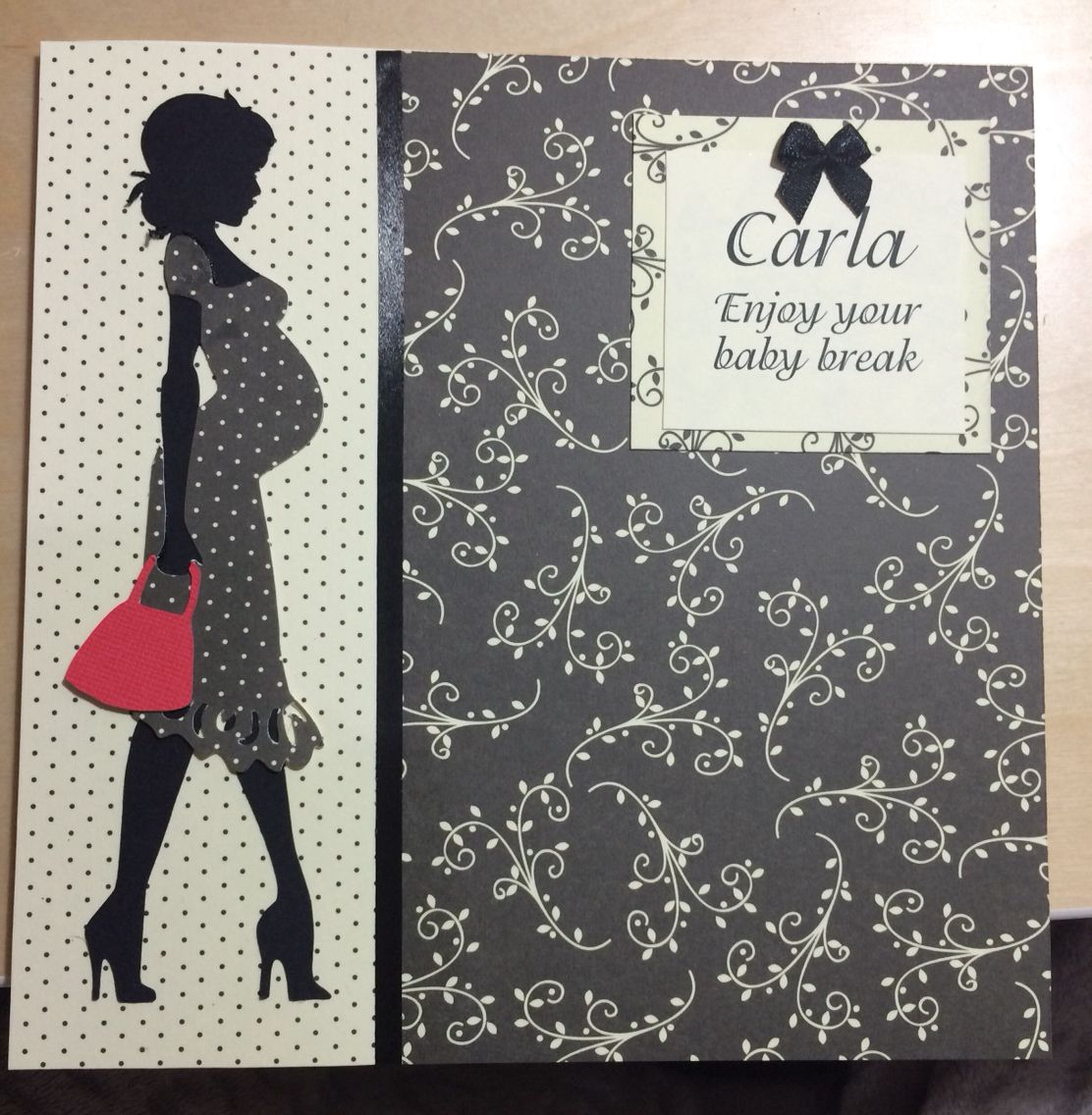 Even Maternity Leave Cards Can Be Faaaaabulous X Ideas For