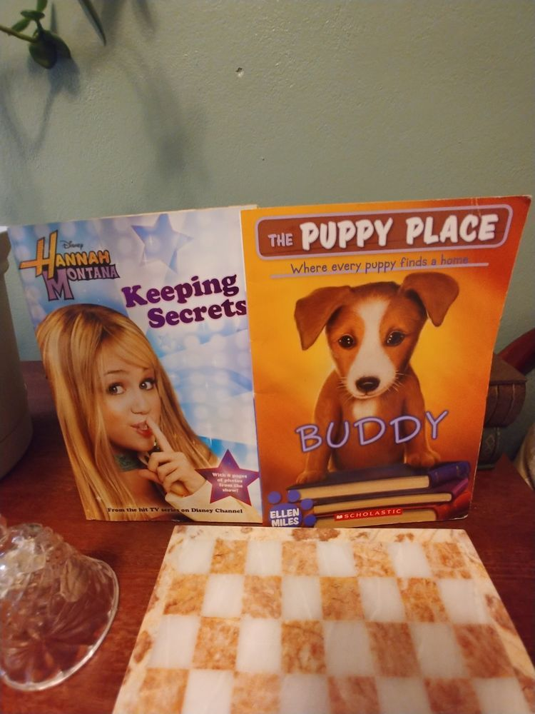 The Puppy Place Buddy References