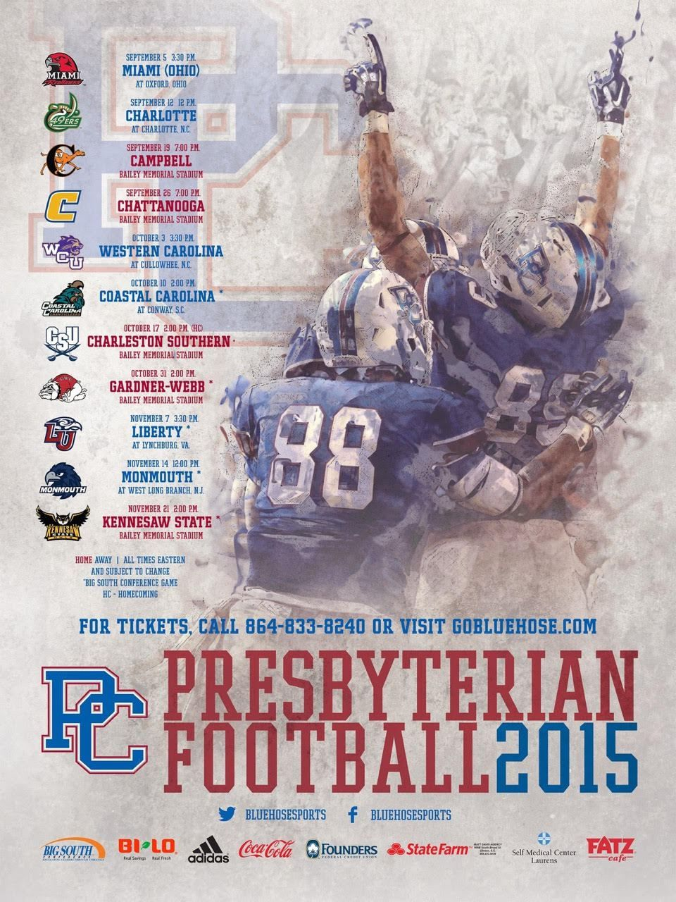 The sportposterswag top30 nonfbs football posters