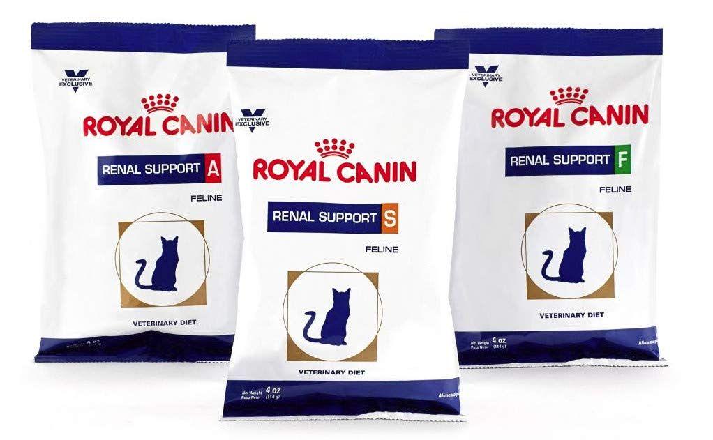 Royal canin veterinary diet feline renal support starter