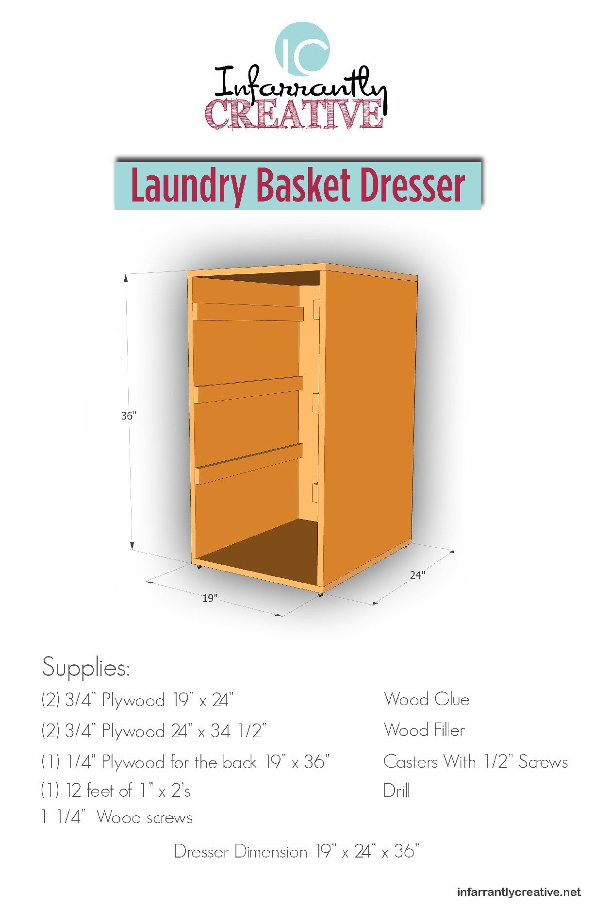 Laundry Basket Dresser Download With Images Laundry Basket Dresser Diy Laundry Basket Laundry Basket Storage Diy
