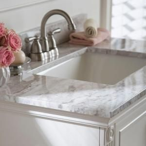 Home Decorators Collection 37 In W X 22 In D Stone Effects